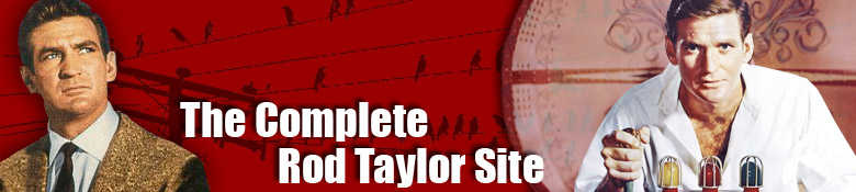 Rod Taylor Site banner